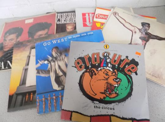 Selection of LPs - some rare
