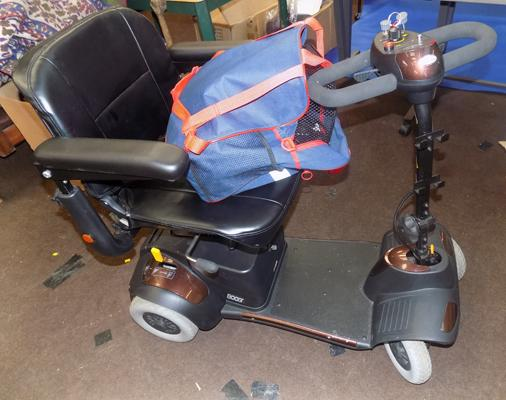 Mobility scooter in working order