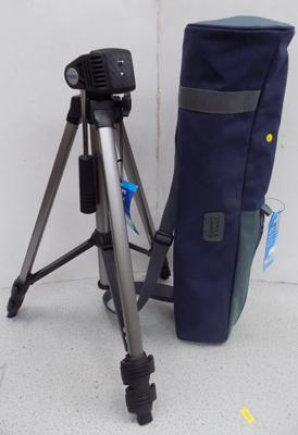 Jessops town and country camera and tripod (new)