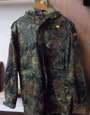 Wattana GMBH smock jacket - German