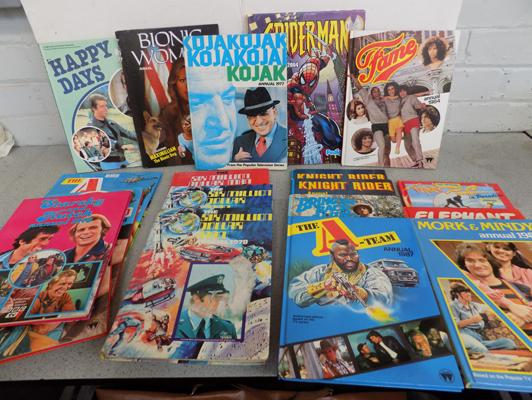 Box of annuals