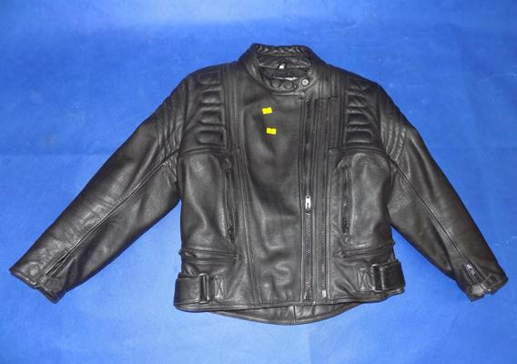 Motorbike ladies jacket - size 14