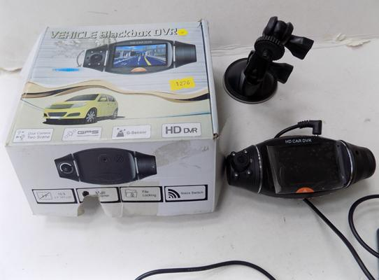 Vehicle black box car DVR W/O
