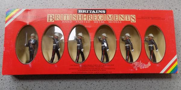 Britains Royal Marines boxed set