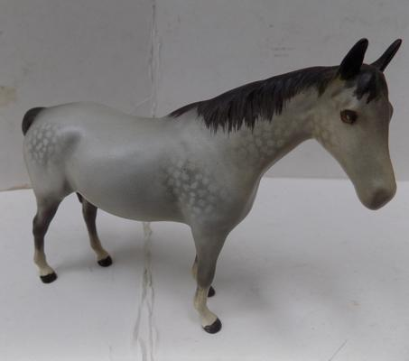 Beswick mare in grey