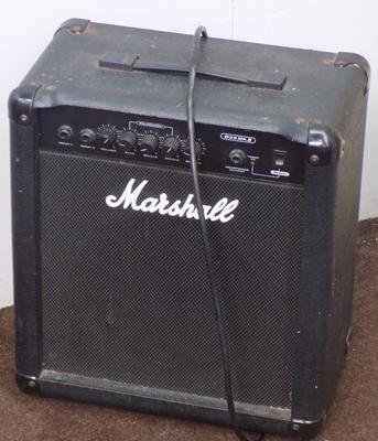Marshall amp in working order
