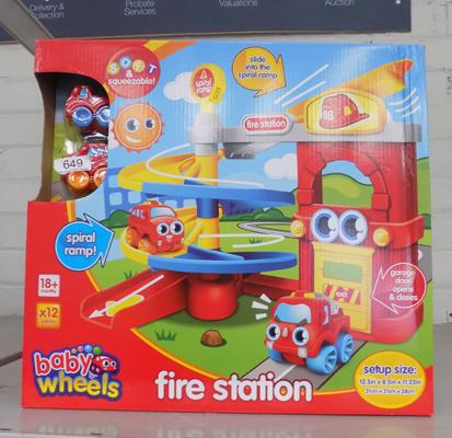 5 baby wheels sets RRP £30 each