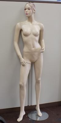 Full size display pose-able mannequin in good condition