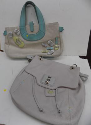 2 genuine Radley bags with tags (as new)