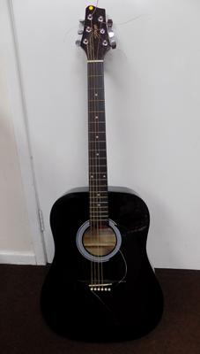 Stagg Guitar, black