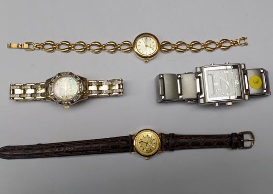 Mixed selection of watches inc Sekonda