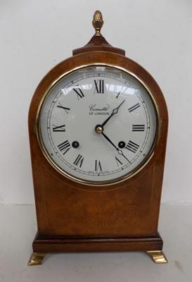 Committee of London mantle clock - no key (30cm high)