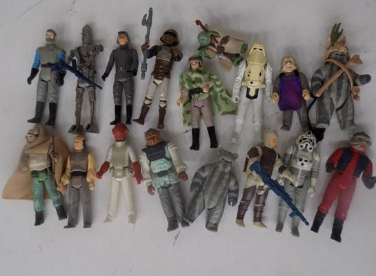 80's Star Wars figures