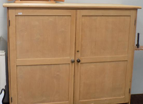 Large hall cupboard