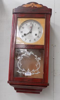 555 China Wall clock