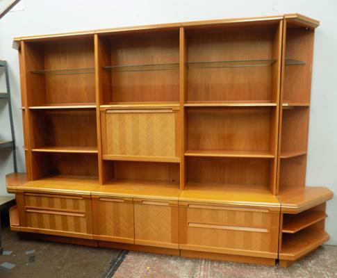 G-Plan 5 piece wall unit
