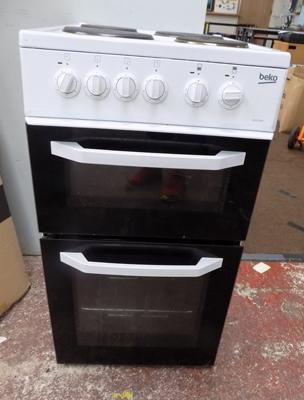 Beko electric cooker-good condition (G/Teed) W/O