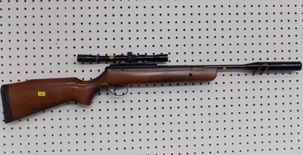 BSA lightning - 22 air rifle