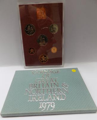 1979 proof coin set