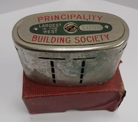 Principality Building Society money box/bank