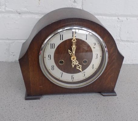Enfield mantle clock (as seen)