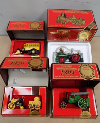 4 new boxed models of Yesteryear - large
