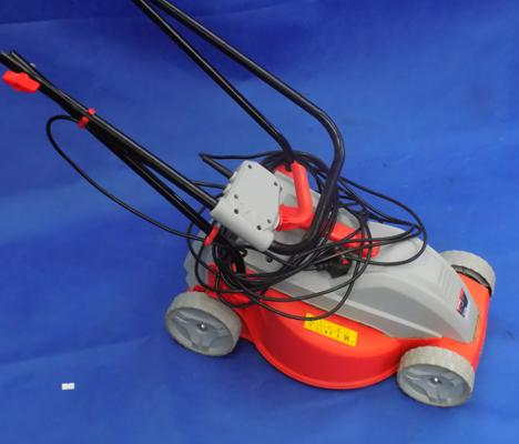 Ryno electric lawn mower