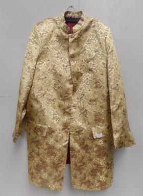 Silk evening jacket 'Neliru', size XL
