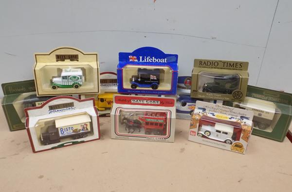 Boxed Diecast models (new) - Days Gone By