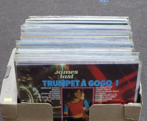 Mixed box of LPs
