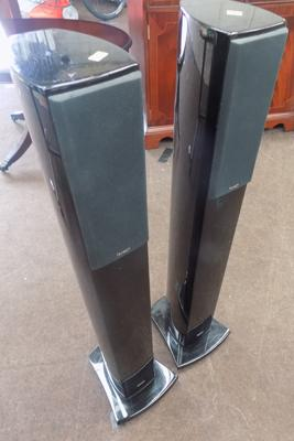 Pair of Tannoy speakers