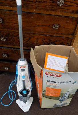 VAX steam fresh combi - W/O