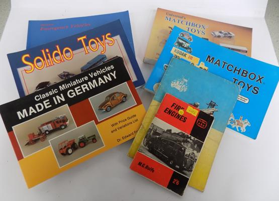 7 model vehicle catalogues