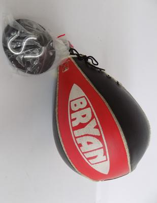 Boxing speed ball with hook