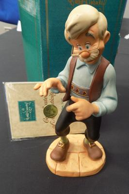 Walt Disney Geppetto 'Goodbye Son'