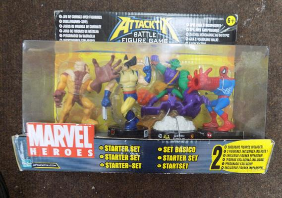 Marvel's collectors set