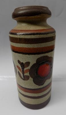 West German vase - circa 1960's-1970's, approx. 12""