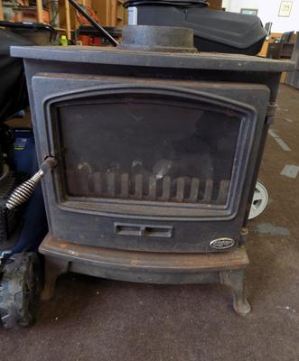 Tiger cast iron stove