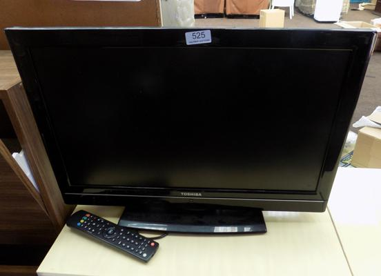 "21"" TV with remote W/O"