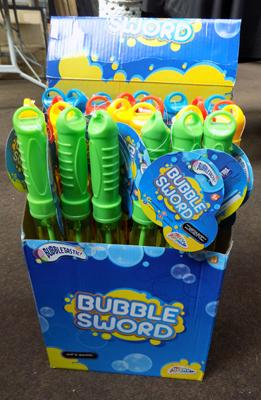 Bubble swords x 24