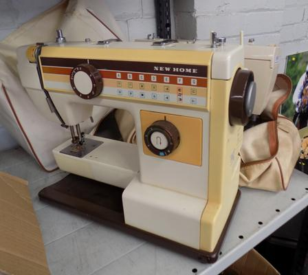 x2 sewing machines