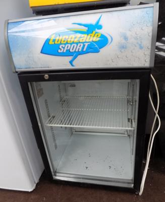 Drinks fridge in W/O