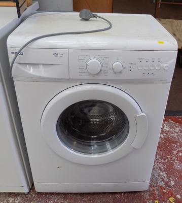 Beko washer - W/O