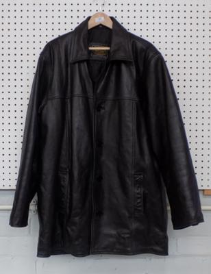 MDK leather jacket, size XXL