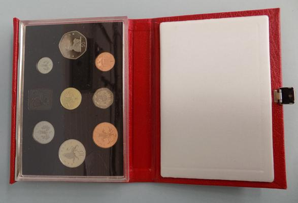 1990 Proof coin set
