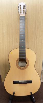 Hohner acoustic guitar, complete
