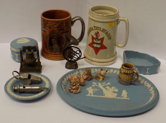 Collection of mixed collectables
