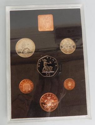 1971 Proof coin set
