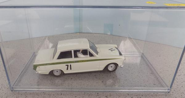 Hornby scalextric - Ford MK1 Lotus VGC