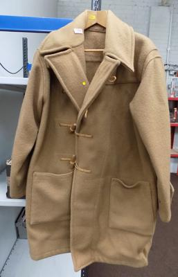 Large duffle coat
